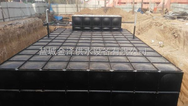 福建永安增压箱泵一体化泵站