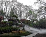 蚌埠喷雾景观工程