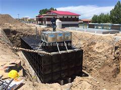 甘肃陇南地埋式BDF成品消防水池生产企业