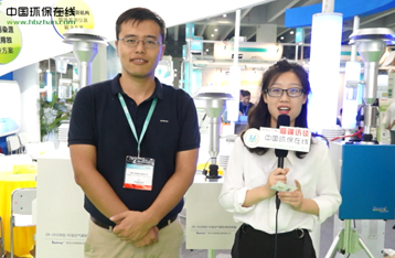 专访众瑞仪器销售经理段俊波