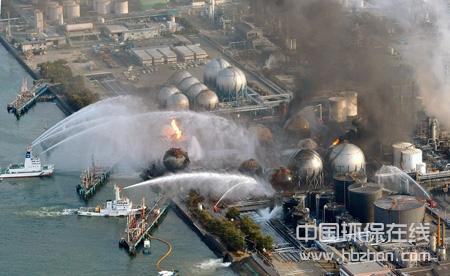 福岛核电站地下水将排放入海 拟修筑冻土壁防污_废水