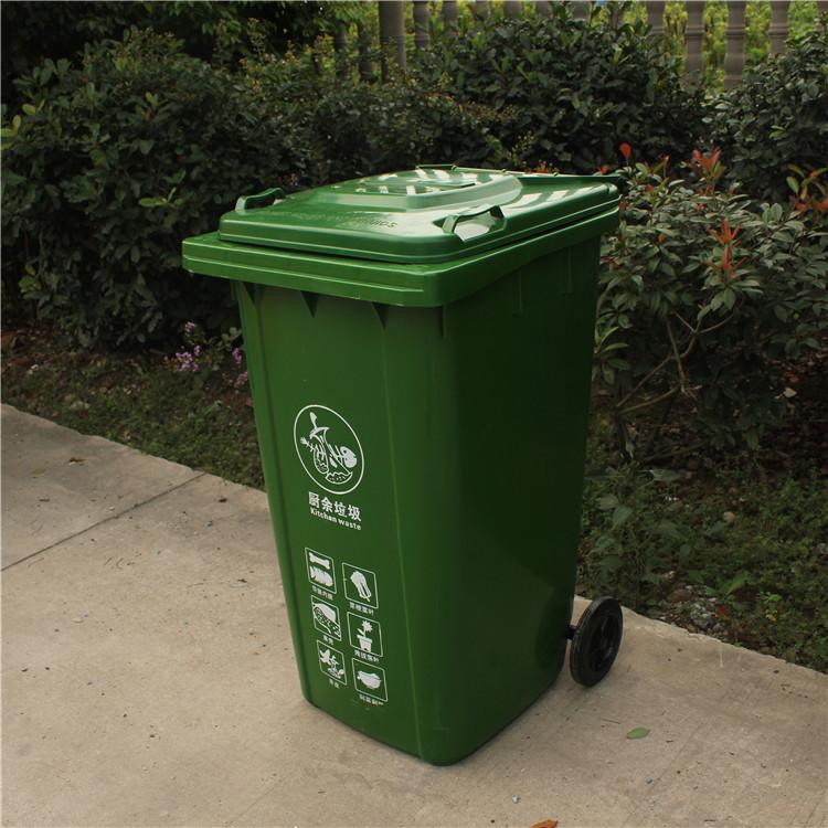 杭州街道专用挂车垃圾桶规格