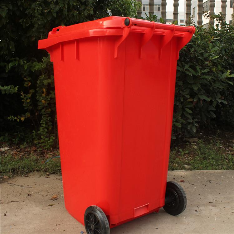 上海街道分类挂车垃圾桶规格