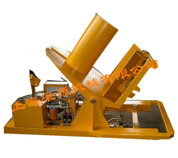 液压翻转机采用液压缸为执行元件图片