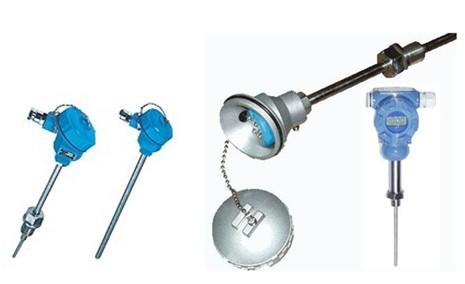 具有线性化校正功能,热电偶温度变送器具有冷端温度自动补偿功能.