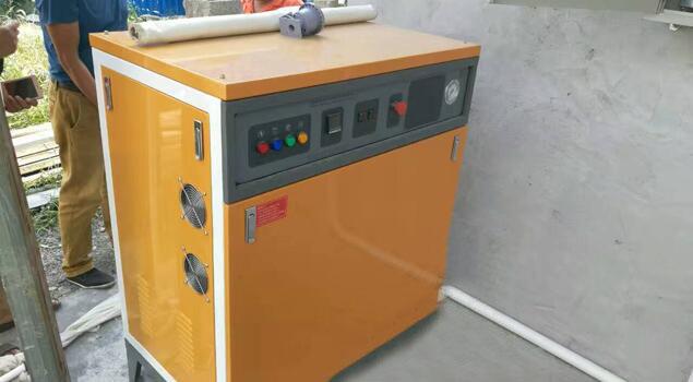 水泥构件养护蒸汽发生器,满足混凝土养护室温度和湿度