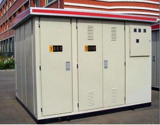 产品展示 变压器,箱式变电站 箱变 > zbw型组合式箱式变电站  在线图片