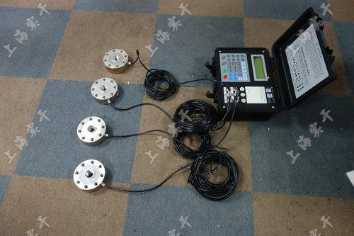 多通道手持式数显拉压测力计图片