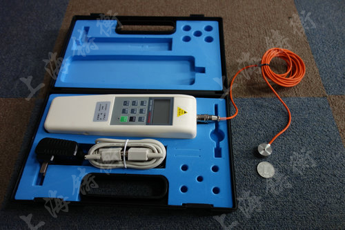 SGWF数显测试拉压力仪配微型传感器