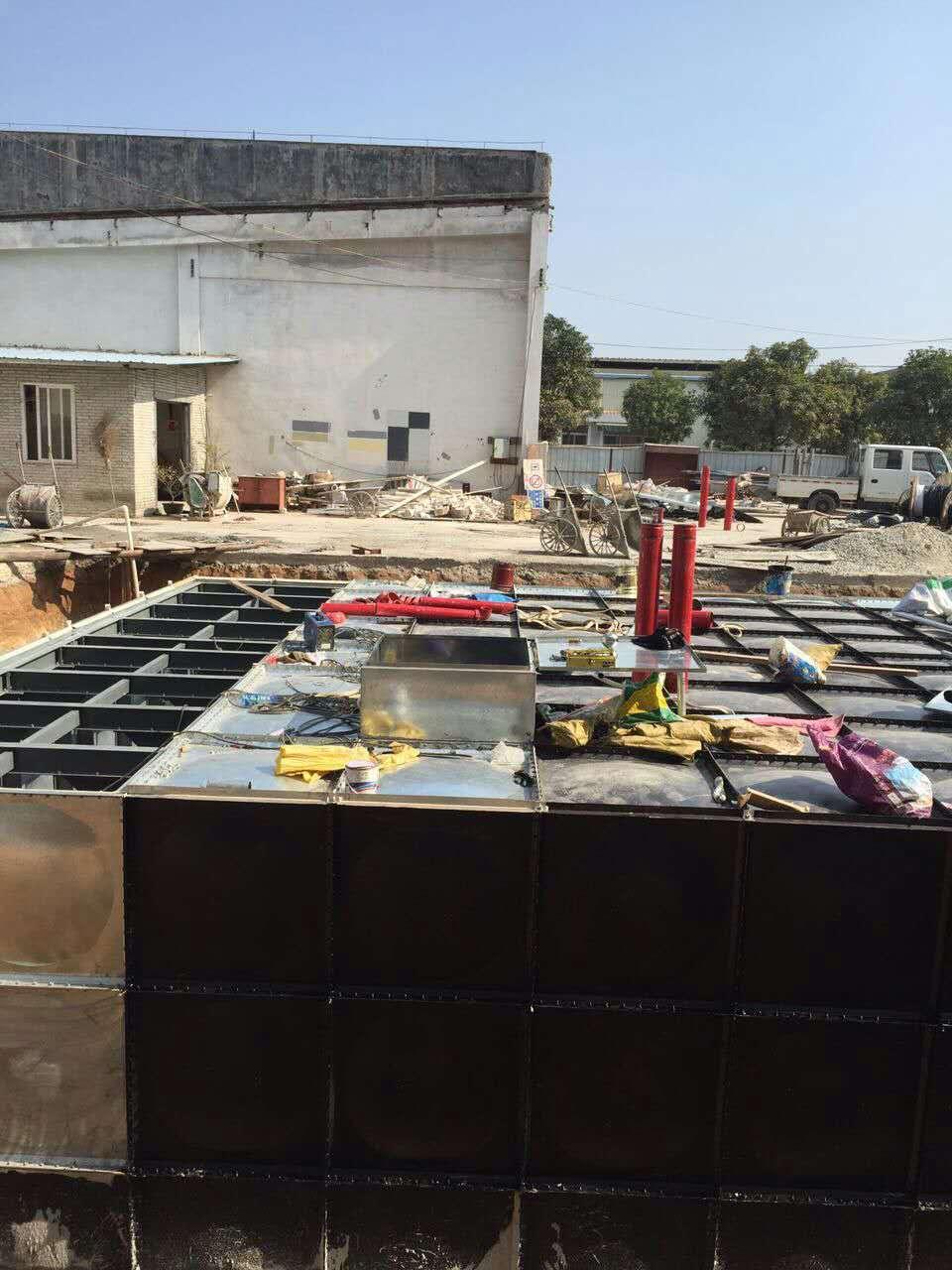 徐州SW水箱XBZ-800-0.75/60-0.80/30-M-II抗浮式增压地埋箱泵给水设备(泵站)价格