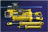 阿托斯CH系列液压油缸 ATOS法兰式方头油缸