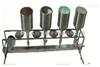 yt 00609不锈钢薄膜过滤器/细菌过滤器/液体过滤器(3联不带泵)