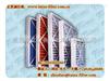 595*595*46 mm陕西纸框空气过滤器、甘肃初效空气过滤网、青海