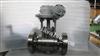 Q347Y-16P DN150【川熙流体品牌】多晶硅专用蜗轮传动锻钢高压球阀