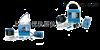 GilAir-3/5空气采样泵GilAir-3/5个体广用型高低流量空气采样泵