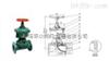 G41JW(无衬里)气动隔膜阀(往复型)