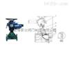 G841W(无衬里)、G941J(衬胶)电动隔膜阀